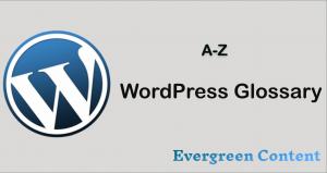 WordPress-glossary