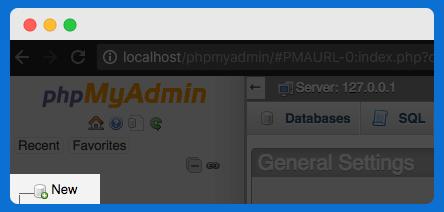 create-wordpress-databse-on-ampps
